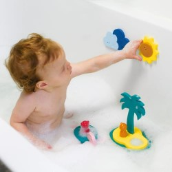 Quutopia badelegetøj i skum - Treasure Island