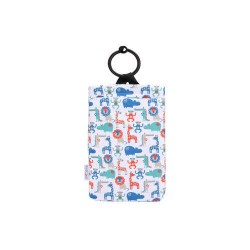 Radicover Babymonitor Bag Large Pattern