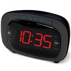 Radio med ur