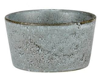 Ramekin Ø11 H6 grå sten Bitz