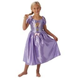 Rapunzel Fairytale kostume - 5-6 år