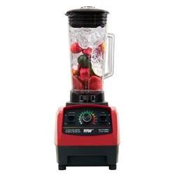 Raw Blender Turbo 2,5 HK 2,0 L Rød