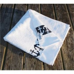 REDGREEN håndklæder med maritimt look