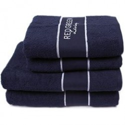 REDGREEN håndklæder - Mørkeblå