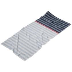 Redgreen strandhåndklæde - Stribet