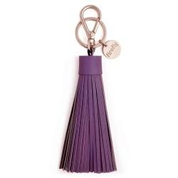 Refleks taske accessories - lilla/sølv