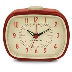 Retro alarm ur (rØd)