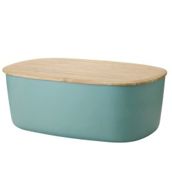 RIG-TIG brødkasse - BOX-IT - Støvet grøn