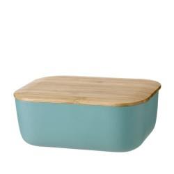 RIG-TIG smørboks - BOX-IT - Støvet grøn