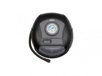 Ring Luftkompressor Analog - Oppumpning 4,5 min - 12V DC stik - Inkl. adaptere