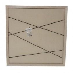 Riva opslagstavle (50x50 cm)