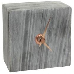 Rock clock bordur