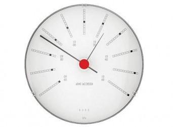 Rosendahl Arne Jacobsen Bankers Barometer, Ø 12 cm