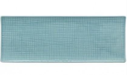Rosenthal Mesh Aqua Fad 34x13 cm