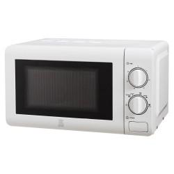 Royal mikroovn - 20 liter - Hvid