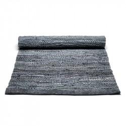 Rug Solid Dark Grey Skindtæppe