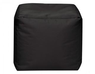 Sækkestol Cube Scuba - Sort