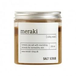Salt scrub (silky mist)