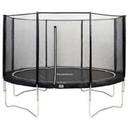 Salta trampolin med net - Combo - Ø 427 cm