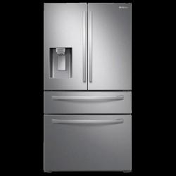 Samsung French Door kølefryseskab RF24R7201SR (177,7 cm)