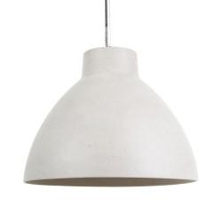 Sandstone lampe (stor/hvid)