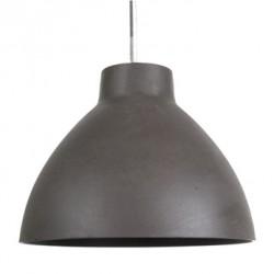 Sandstone lampe (stor/mØrkgrÅ)
