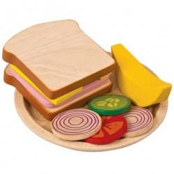 Sandwich mÅltid