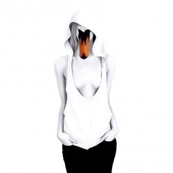 Sanna wieslander swan lady (50x70)