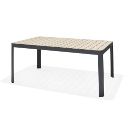 ScanCom havebord - Catarina M - Natur