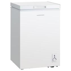 Scandomestic SB100W Kummefryser - Hvid