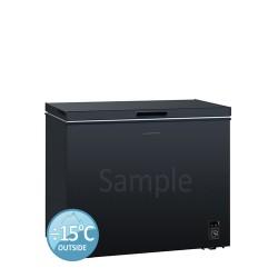 Scandomestic SB201B Kummefryser - Sort