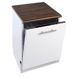 Scandomestic SFO3801 Integrerbar opvaskemaskine u/front