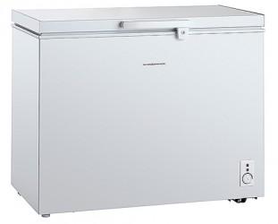 Scandomestic WB301W Kummefryser - Hvid