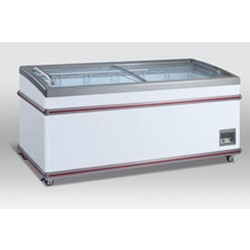 Scandomestic XS 701 Display fryser