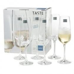 Schott Zwiesel champagneglas - Taste - 6 stk.