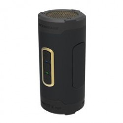 Scosche bluetooth højtaler - Boombottle H2O+ Sort/guld