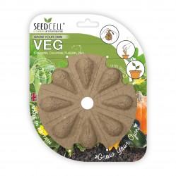 SeedCell Disk - Blandet grøntsager