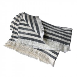 Semibasic FLY Blanket Grey