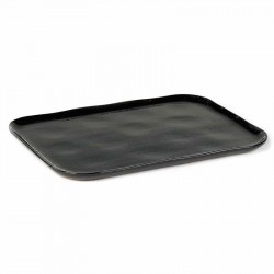 Serax Merci Rectangular Plate No. 1 XL Dark Blue