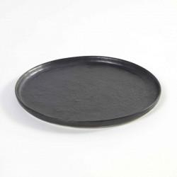 Serax Plate Black