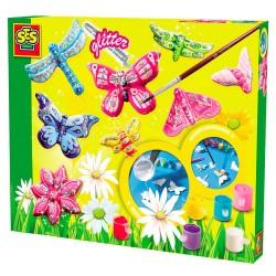 SES Creative støbesæt med sommerfugle
