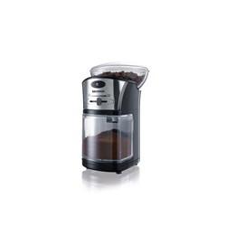 Severin kaffekværn sort/sølv