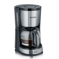 Severin Select Kaffebrygger Med Timer