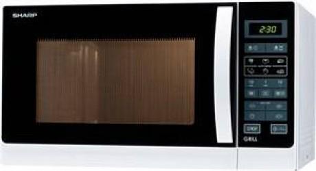 Sharp Mikrobølgeovn 25L hvid, R742WW