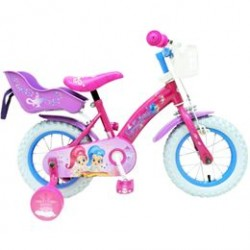 Shimmer and Shine pigecykel - Pink