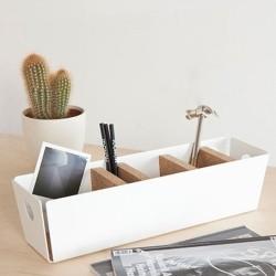 Shuffle-box (hvid)