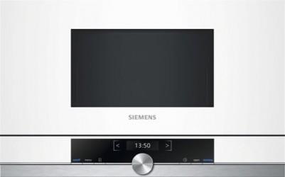 Siemens BF634LGW1 Iq700 Indbygningsmikroovn - Hvid