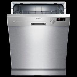 Siemens iQ100 opvaskemaskine - stål