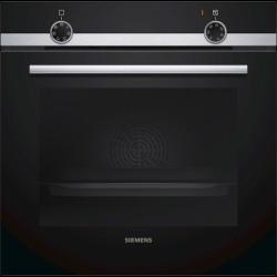 Siemens iQ100 ovn (sort/stål)