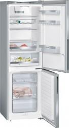 Siemens KG36EAICA Iq500 Køle-fryseskab - Rustfrit Stål
